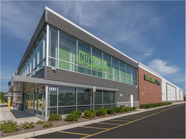 Image of Extra Space Storage Facility on 1251 Deer Park Ave in North Babylon, NY