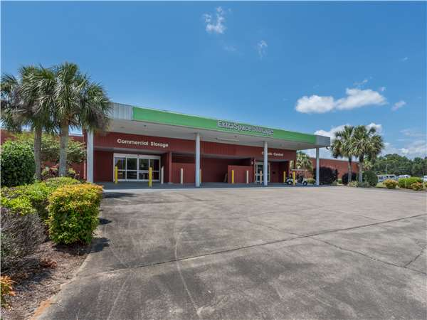 Image of Extra Space Storage Facility on 6065 Vanity Fair Rd in Milton, FL