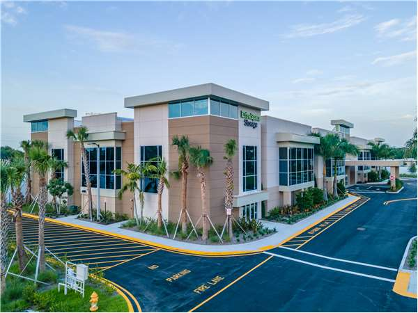 Image of Extra Space Storage Facility on 10400 Riverside Dr in Palm Beach Gardens, FL