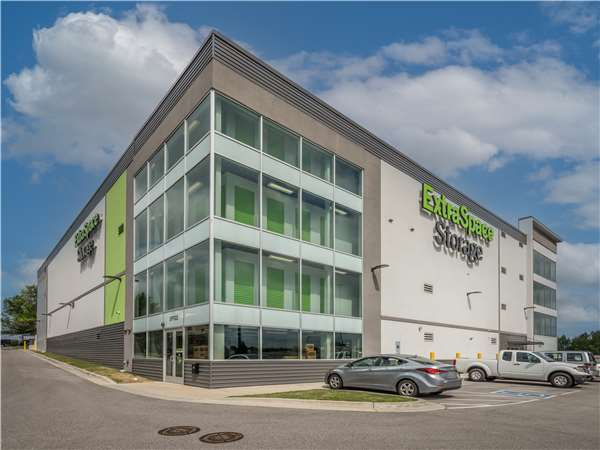Image of Extra Space Storage Facility on 130 Jack Dance St in Knoxville, TN