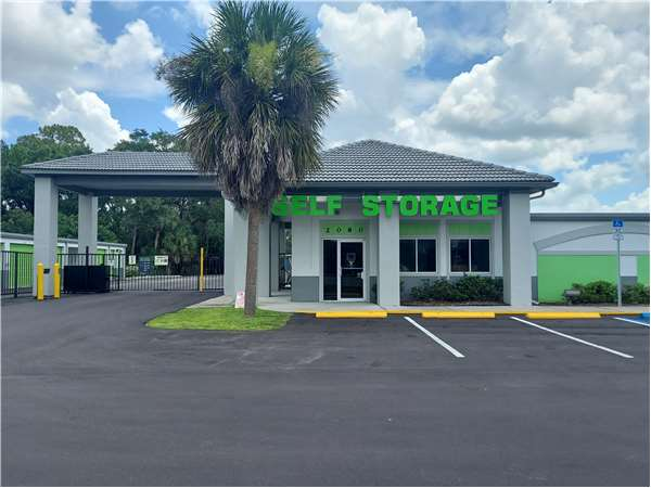 Image of Extra Space Storage Facility on 2080 Tamiami Trail in Port Charlotte, FL