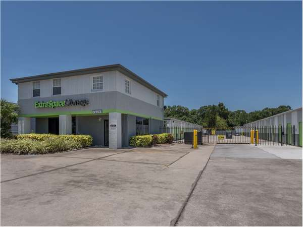 Entry To Extra Space Storage Facility Near W Hillsborough Ave In Tampa, ...
