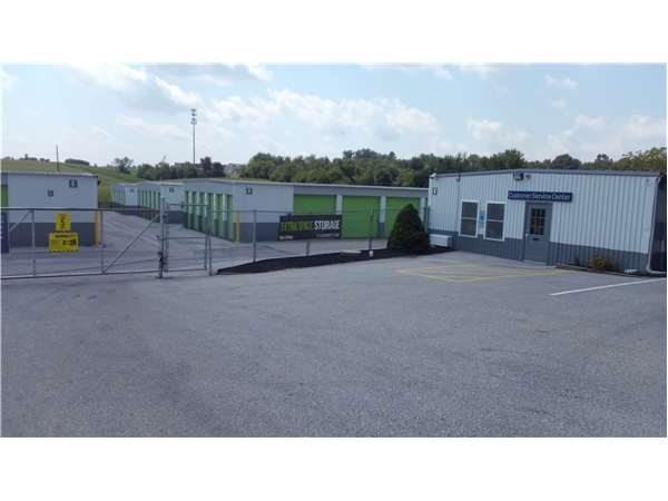 Image of Extra Space Storage Facility on 153 Pumping Station Rd in Hanover, PA