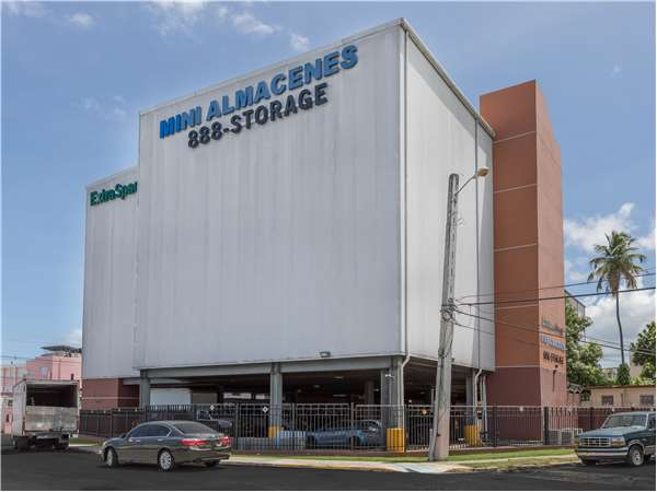 Image of Extra Space Storage Facility on 108 Calle Trinidad in San Juan, PR