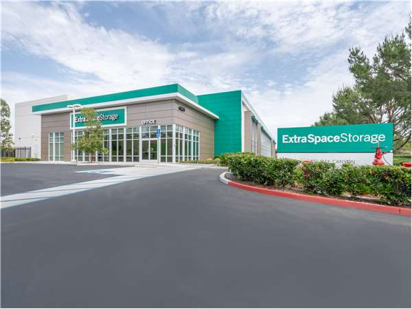 Image of Extra Space Storage Facility on 6401 Oak Cyn in Irvine, CA