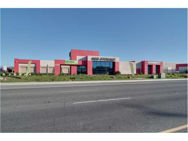 Image of Extra Space Storage Facility on 38370 Winchester Rd in Murrieta, CA