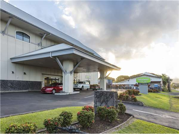 Entry To Extra Space Storage Facility Near Kuawa St In Hilo, ...