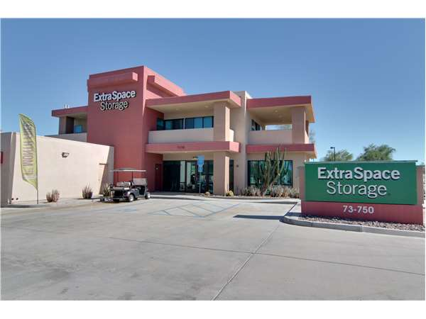 Image of Extra Space Storage Facility on 73750 Dinah Shore Dr in Palm Desert, CA