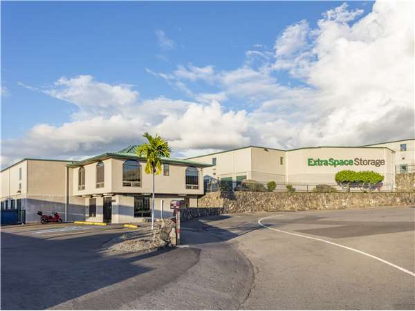 Image of Extra Space Storage Facility on 73-4281 Hulikoa Dr in Kailua-Kona, HI