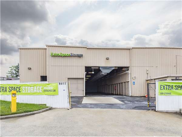 Image of Extra Space Storage Facility on 8603 Old Ardmore Rd in Landover, MD