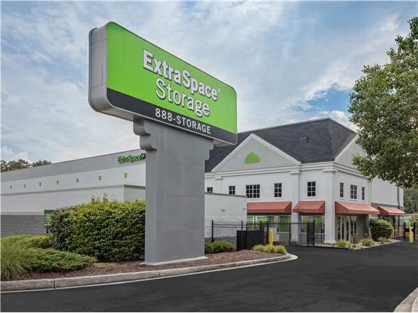 Image of Extra Space Storage Facility on 8374 Veterans Hwy in Millersville, MD