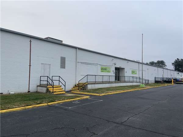 Image of Extra Space Storage Facility on 1900 E Bessemer Ave in Greensboro, NC