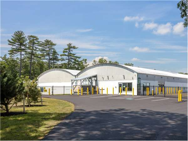 Image of Extra Space Storage Facility on 72 New Zealand Rd in Seabrook, NH