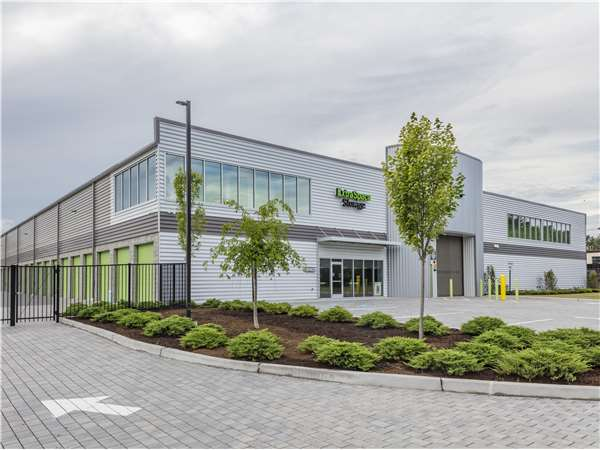 Image of Extra Space Storage Facility on 10 Van Buren Ave in Westwood, NJ