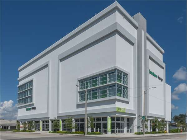 Image of Extra Space Storage Facility on 201 NW 37th Ave in Miami, FL