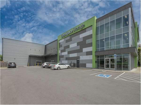 Image of Extra Space Storage Facility on 4326 Kenilwood Dr in Nashville, TN