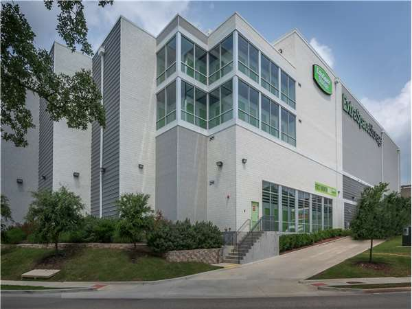 Image of Extra Space Storage Facility on 7701 Banner Dr in Dallas, TX