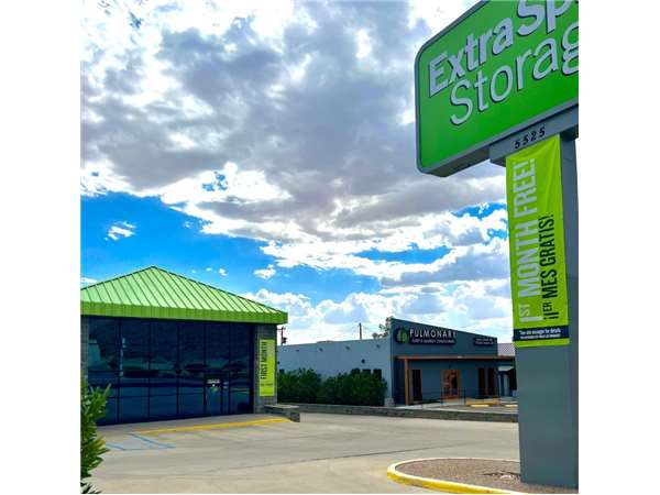 Self Storage - Texas | Extra Space Storage