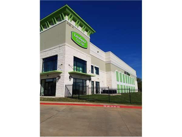Image of Extra Space Storage Facility on 2100 S Interstate 35 in Georgetown, TX