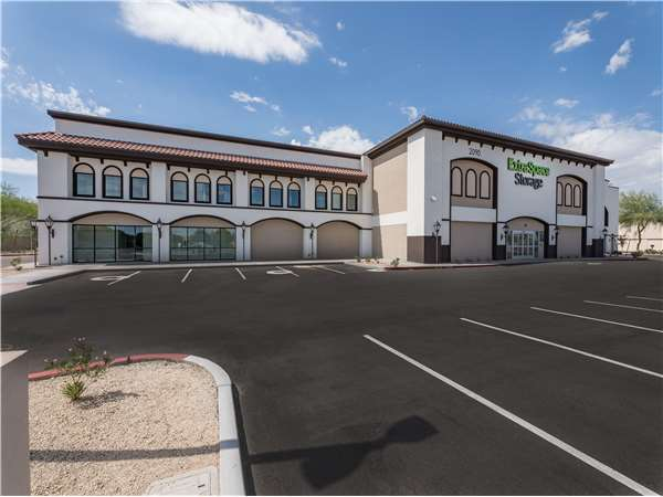 Image of Extra Space Storage Facility on 2090 S Dobson Rd in Chandler, AZ
