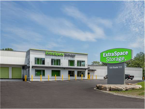 Image of Extra Space Storage Facility on 184 State Route 111 in Hampstead, NH