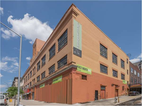 Image Of Extra Space Storage Facility On 3318 Broadway In New York, NY