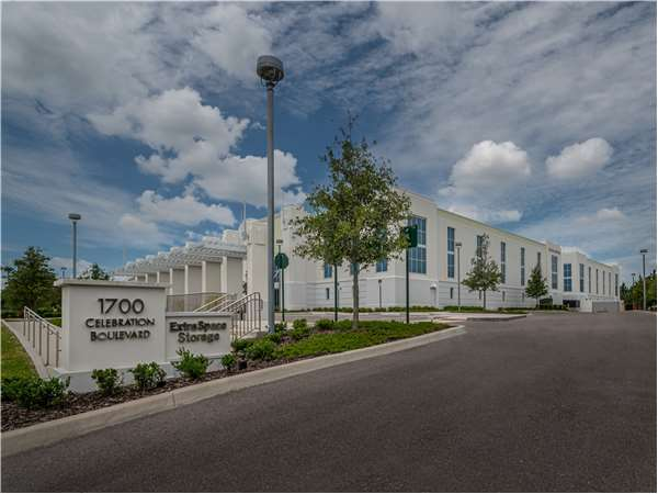 Image of Extra Space Storage Facility on 1700 Celebration Blvd in Celebration, FL
