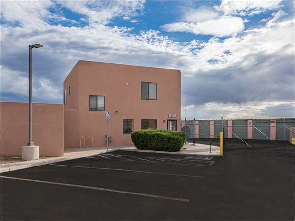 Image of Extra Space Storage Facility on 7612 Baca Ln in Santa Fe, NM