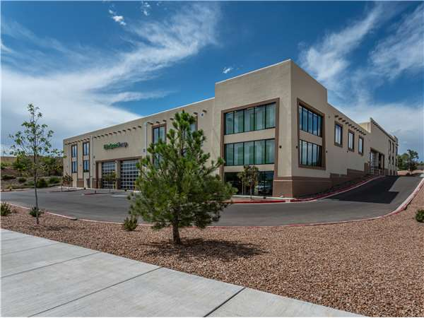 Image of Extra Space Storage Facility on 1410 Vegas Verdes Dr in Santa Fe, NM