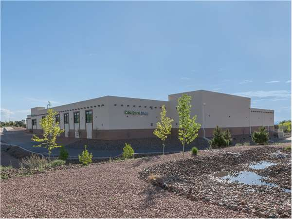 Image of Extra Space Storage Facility on 2977 Rodeo Park Dr E in Santa Fe, NM