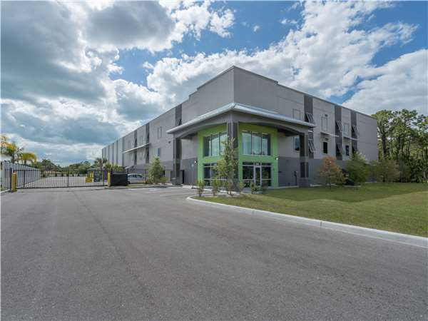 Image of Extra Space Storage Facility on 540 N Indiana Ave in Englewood, FL