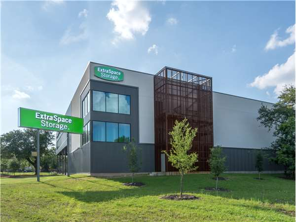 Image of Extra Space Storage Facility on 4518 Boston Ln in Austin, TX
