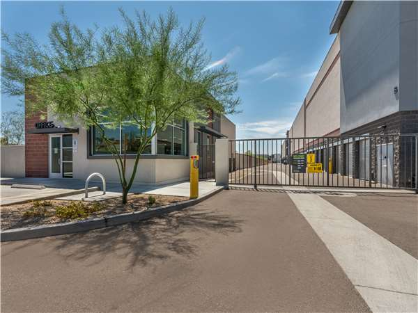 Image of Extra Space Storage Facility on 5225 E Van Buren St in Phoenix, AZ